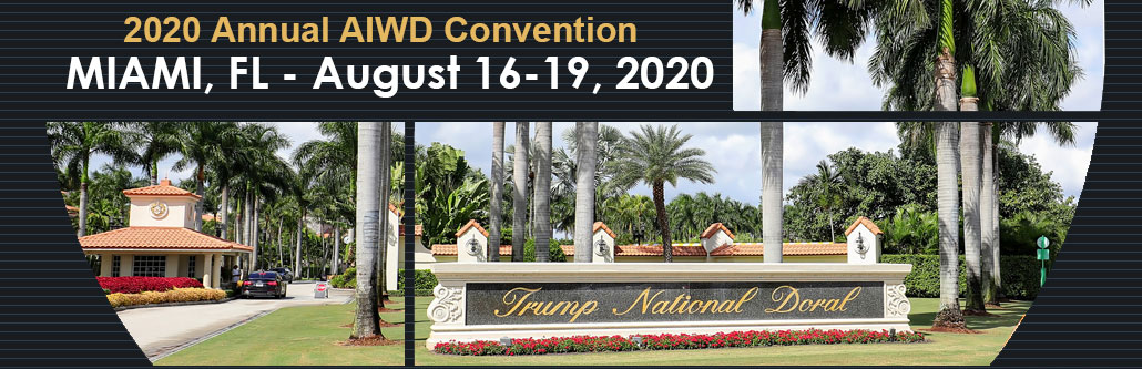 AIWD 2020 Convention